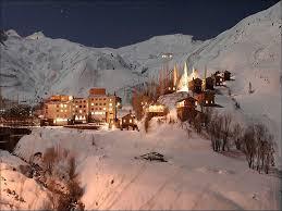 Dizin Ski Information