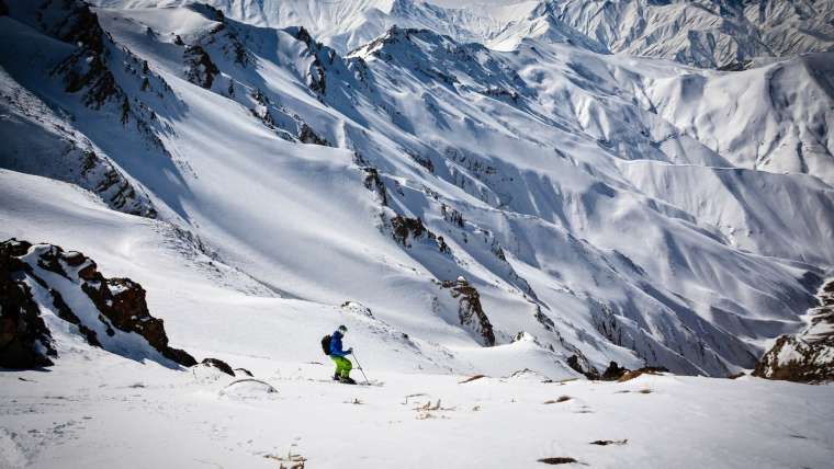 Pooladkaf Ski Resort: An Already Ignored Attraction in Shiraz