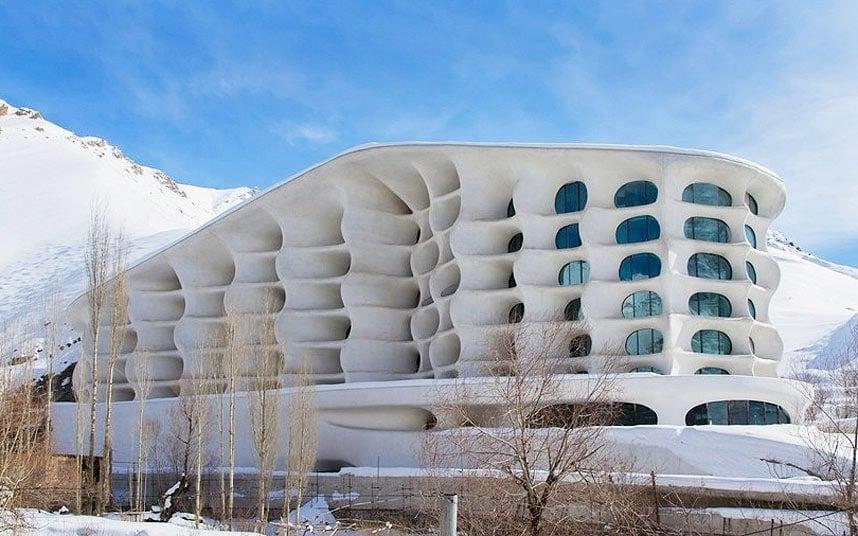 Shemshak and Darbandsar Ski Resorts