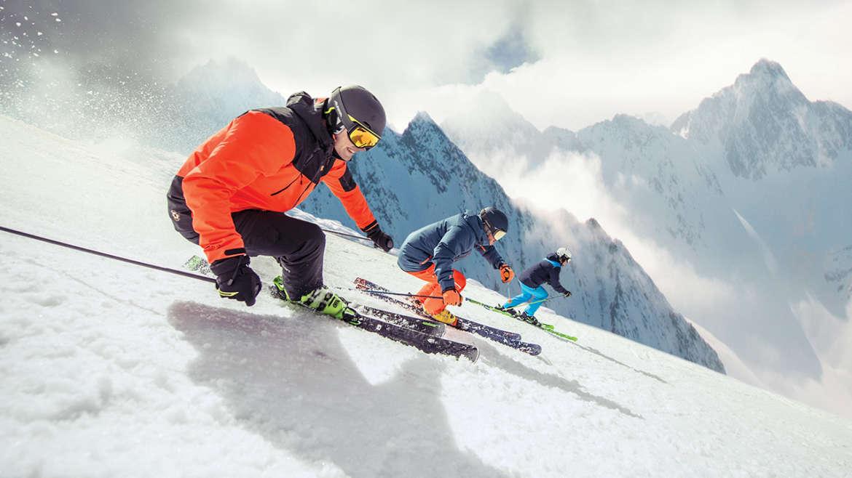 Multi Site Ski Touring
