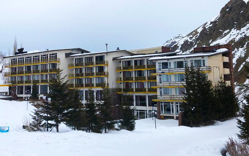 Hotel Dizin